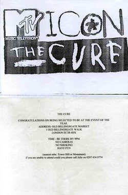 MTV Icon: The Cure (2004)