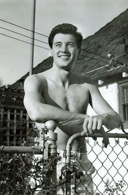 Rock Hudson: Dark and Handsome Stranger (2010)