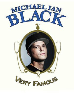 Michael Ian Black: Very Famous (2011)