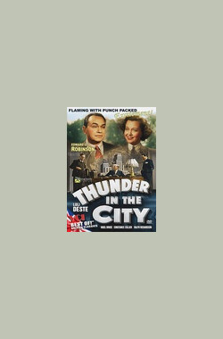 Thunder in the City (1937)