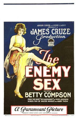 The Enemy Sex (1924)
