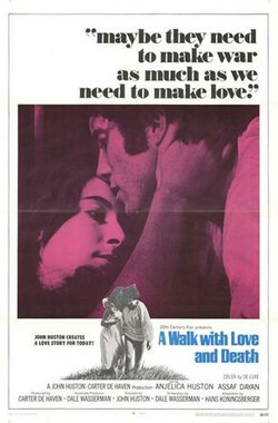 爱与死之路 A Walk With Love And Death (1969)