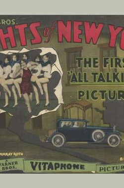 纽约之光 Lights of New York (1928)