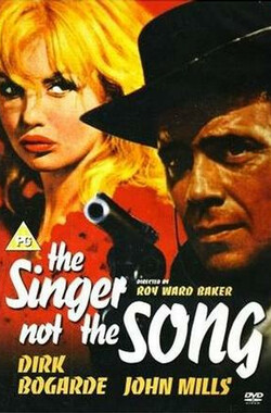 The Singer not the Song (1961)
