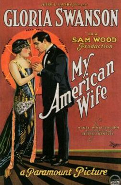My American Wife (1922)