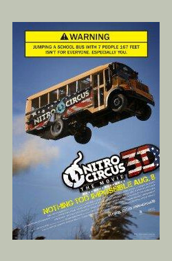 氮气马戏团 Nitro Circus: The Movie