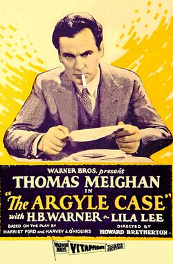 菱花谜案 The Argyle Case (1929)