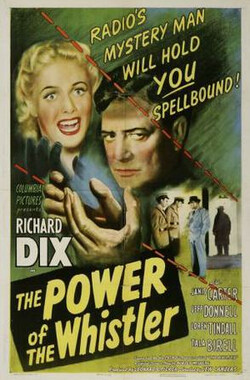 The Power of the Whistler (1945)