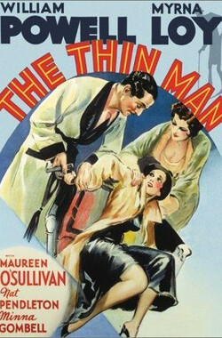 瘦子 The Thin Man (1934)
