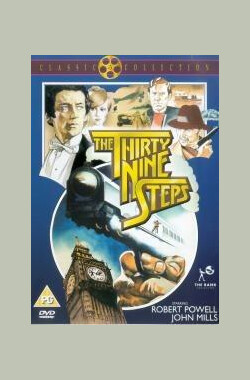 三十九级台阶 The Thirty Nine Steps (1978)