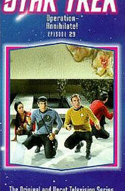 星际旅行-原初-第1季第29集 Star Trek - Operation - Annihilate! (1967)