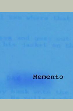 Anatomy of a Scene-Memento