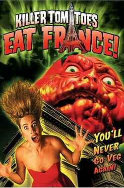 杀手蕃茄在法国! Killer Tomatoes Eat France! (1993)