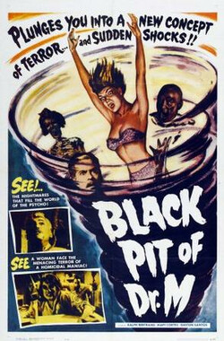 The Black Pit of DR. M (1959)