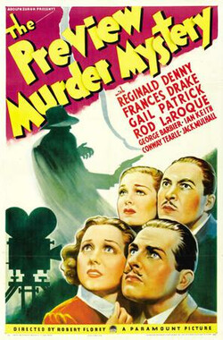 The Preview Murder Mystery (1936)