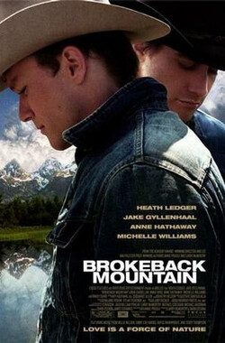 断背山 Brokeback Mountain (2005)