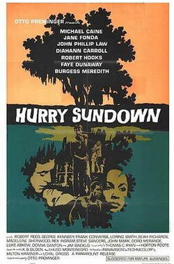 田野泪 Hurry Sundown (1967)