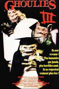 马桶妖怪3 Ghoulies III: Ghoulies Go to College (1991)