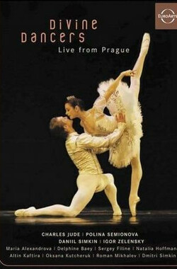Divine Dancers: Live from Prague (2006)