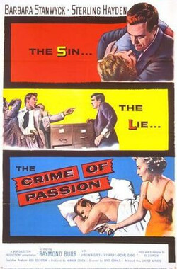 激情犯罪 Crime of Passion (1957)