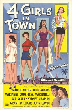 Four Girls in Town (1957)