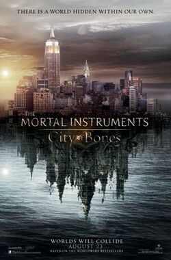 圣杯神器:骸骨之城 The Mortal Instruments: City of Bones (2014)