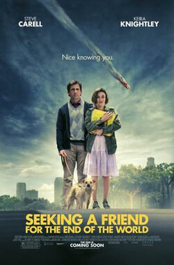 末日情缘 Seeking a Friend for the End of the World (2012)