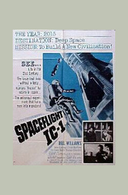 Spaceflight IC-1: An Adventure in Space (1965)