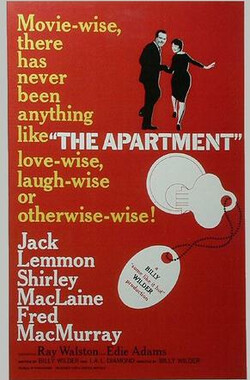 桃色公寓 The Apartment (1960)