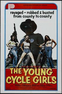 The Young Cycle Girls (1978)