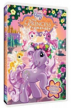 小精灵马:公主兜风 My Little Pony: The Princess Promenade (2006)