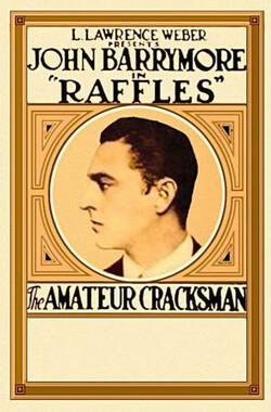 Raffles, the Amateur Cracksman (1917)