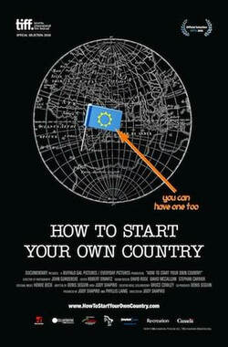 如何自建国家 How to Start Your Own Country (2010)