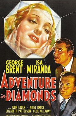 Adventure in Diamonds (1940)