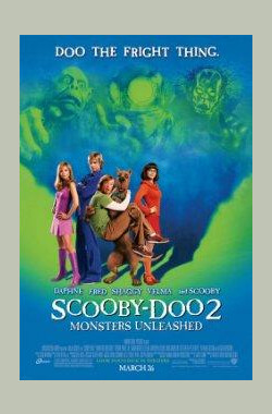 史酷比2 Scooby Doo 2: Monsters Unleashed (2004)