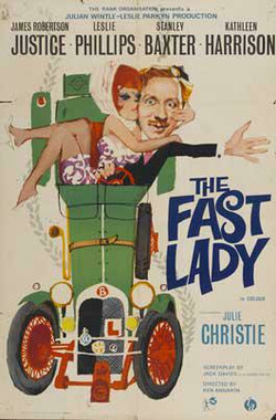 浪荡淑女 The Fast Lady (1963)