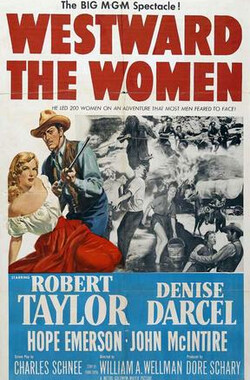 娘子军征西 Westward the Women (1951)