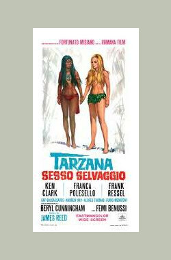 Tarzana, the Wild Girl (1969)