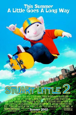 精灵鼠小弟2 Stuart Little 2 (2002)