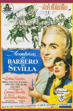 The Adventurer of Seville (1954)