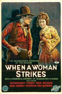 When a Woman Strikes (1919)