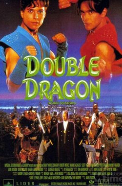双龙奇兵 Double Dragon (1994)