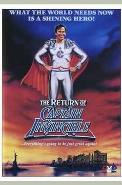 The Return of Captain Invincible (1984)
