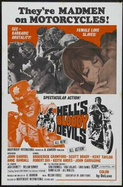 Hell's Bloody Devils (1970)