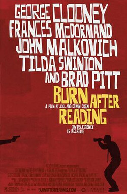 阅后即焚 Burn After Reading (2008)