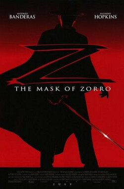 佐罗的面具 The Mask of Zorro (1998)