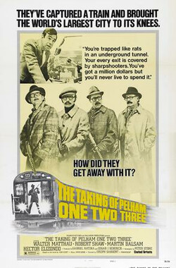 骑劫地下铁 The Taking of Pelham One Two Three (1974)
