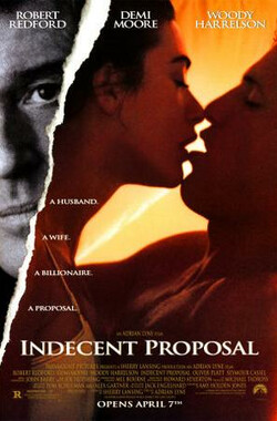 桃色交易 Indecent Proposal (1993)