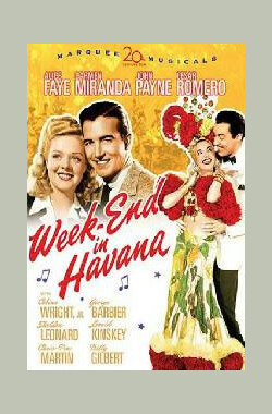 哈瓦那的周末 Week-End in Havana (1941)