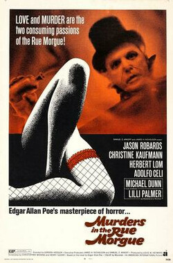 Murders in the Rue Morgue (1972)